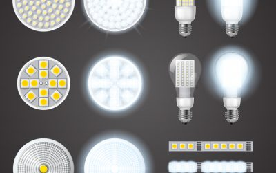 What are the benefits of LED lights?